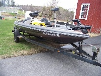 My 2007 project boat
