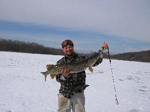 DEP Announces Winter Trout Stocking - CT Fish Finder